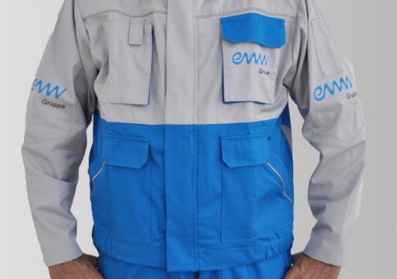 Q2 Werbeagentur, Eww, Arbeitskleidung