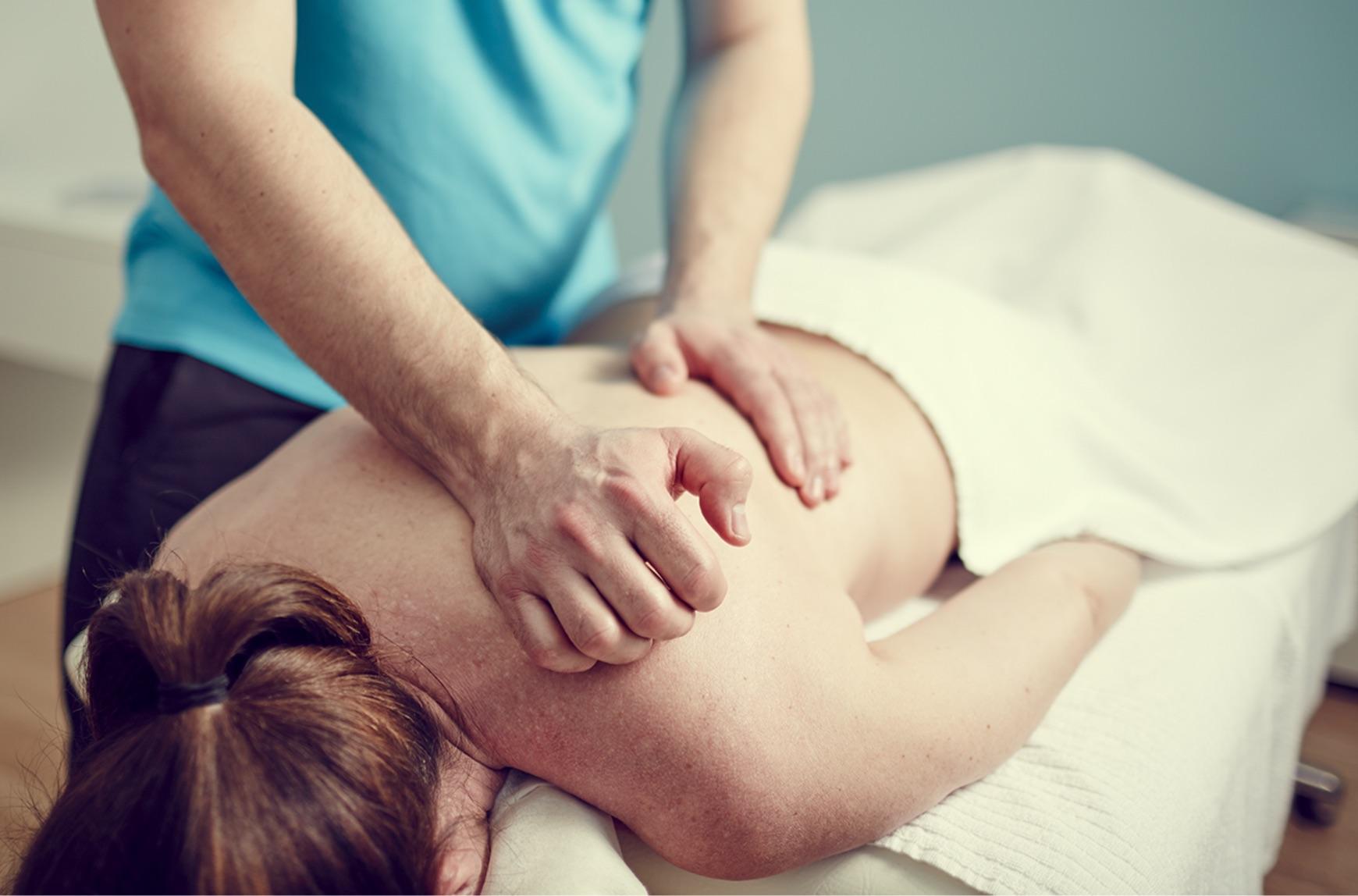 Q2 Werbeagentur, Massage-Reichel, Fotografie