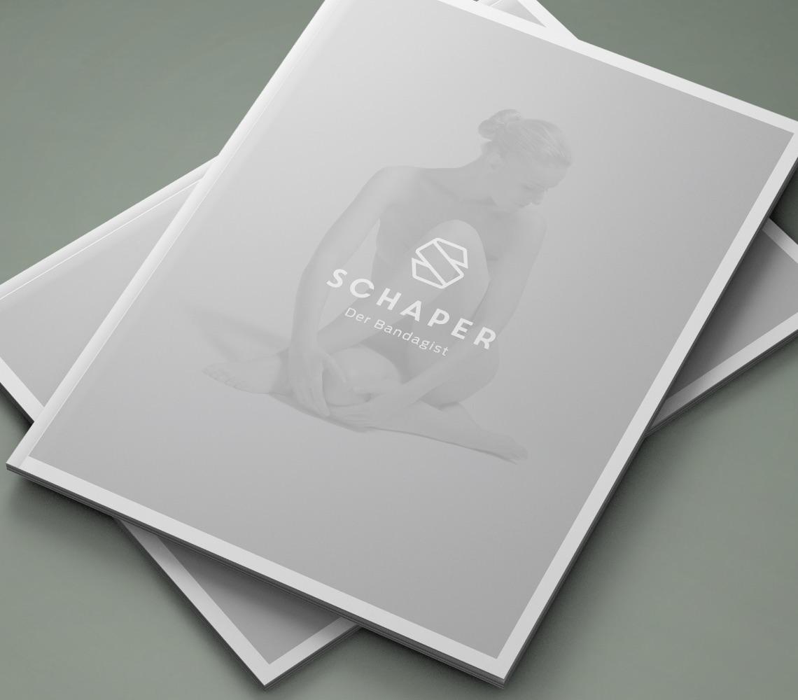 Q2 Werbeagentur, Schaper der Bandagist, Print