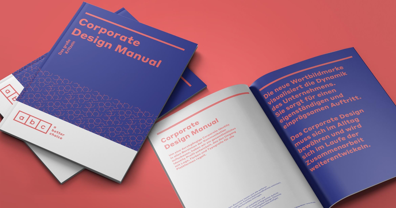 Q2 Werbeagentur, abc, Corporate Design