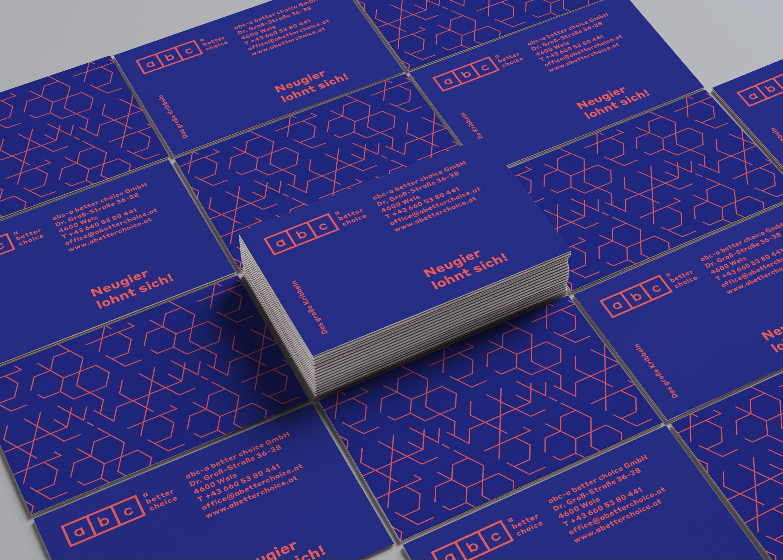 Q2 Werbeagentur, abc, Print