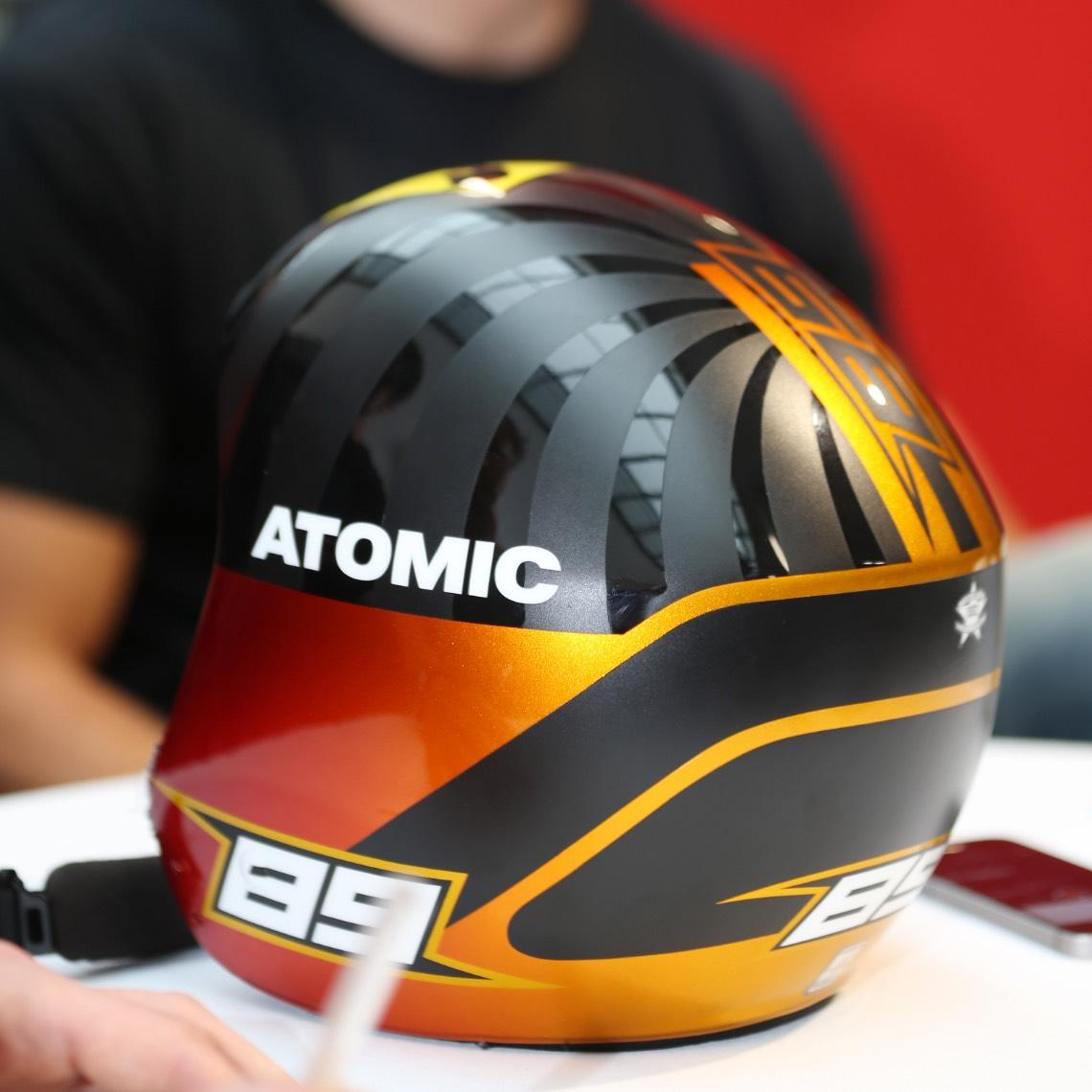 Q2 Werbeagentur, Atomic, Helm