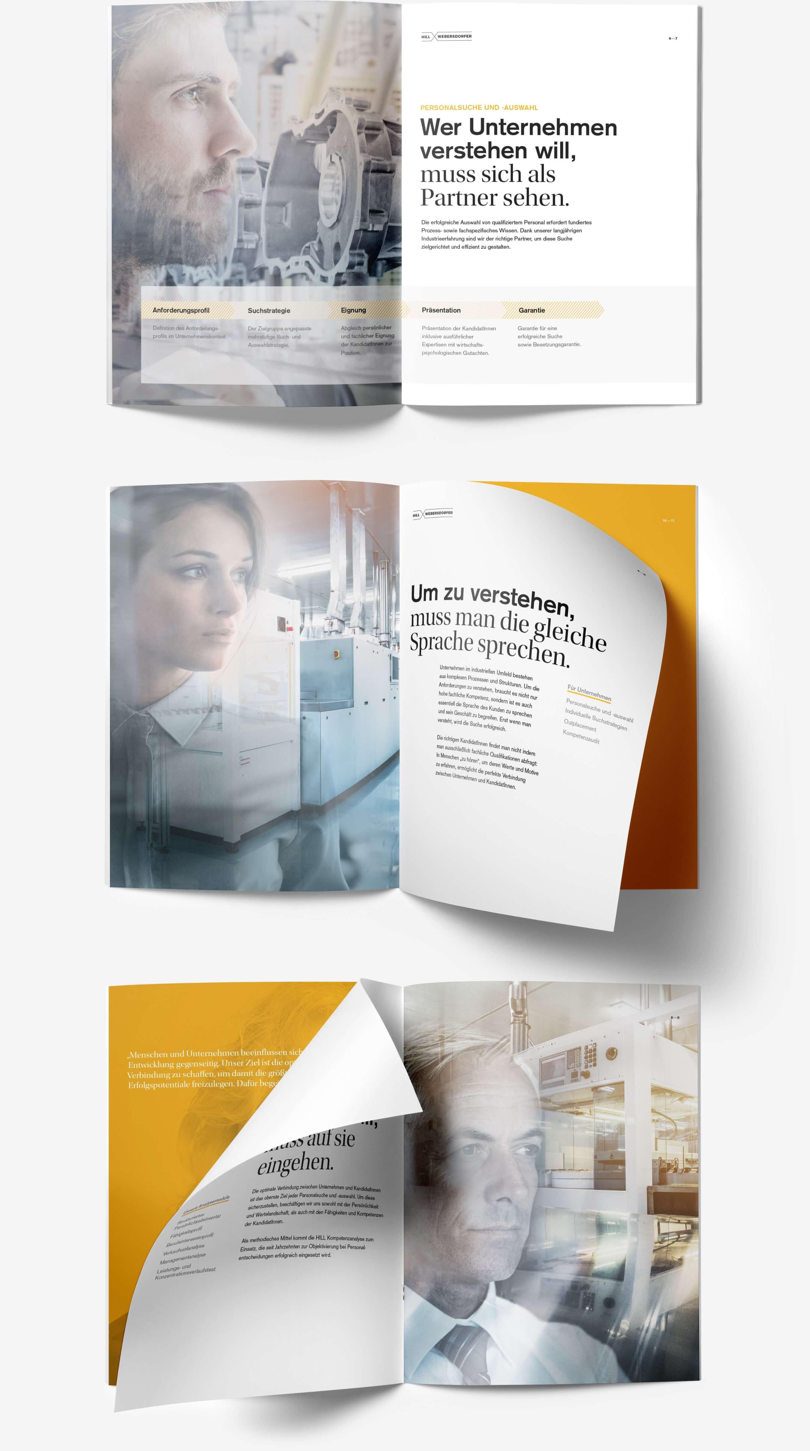Q2 Werbeagentur, Hill, Print