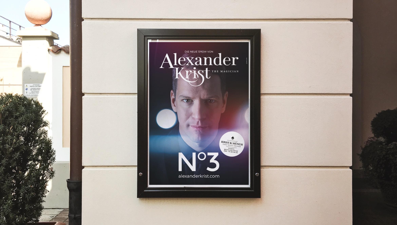 Q2 Werbeagentur, Krist-Munch, Plakat