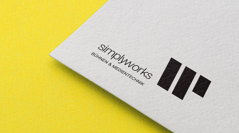 Q2 Werbeagentur, Simply-works, Print