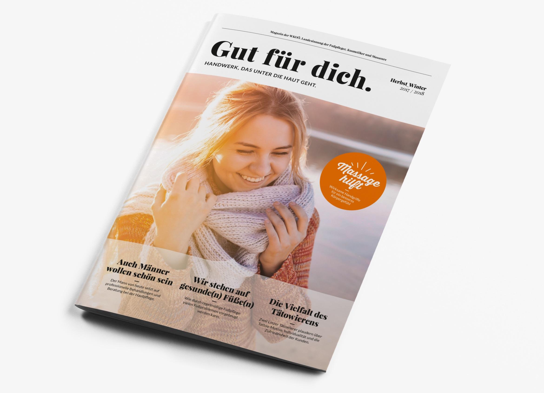 Q2 Werbeagentur, WKO, Print