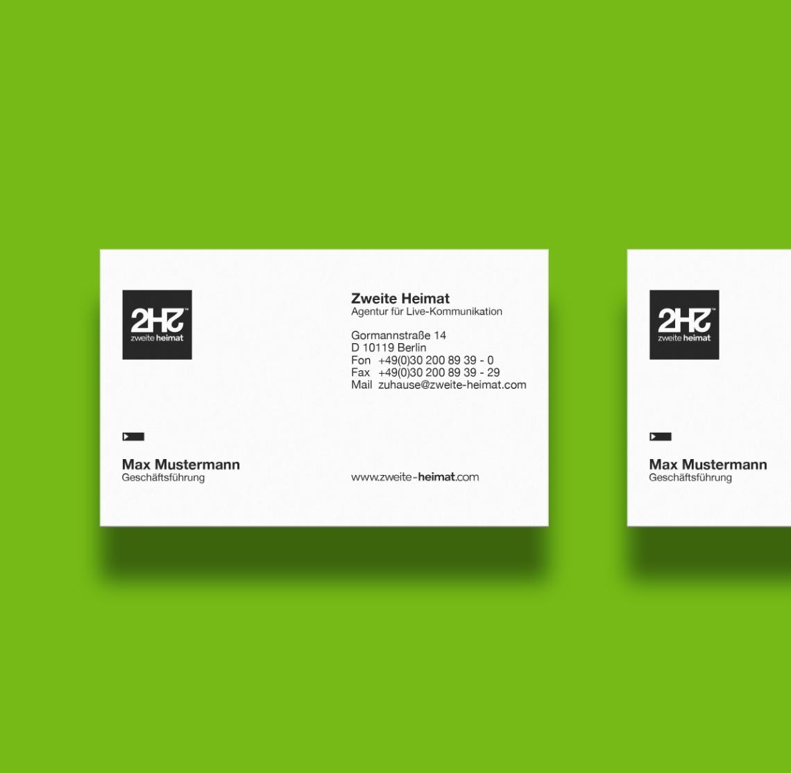 Q2 Werbeagentur, Zweite Heimat, Print
