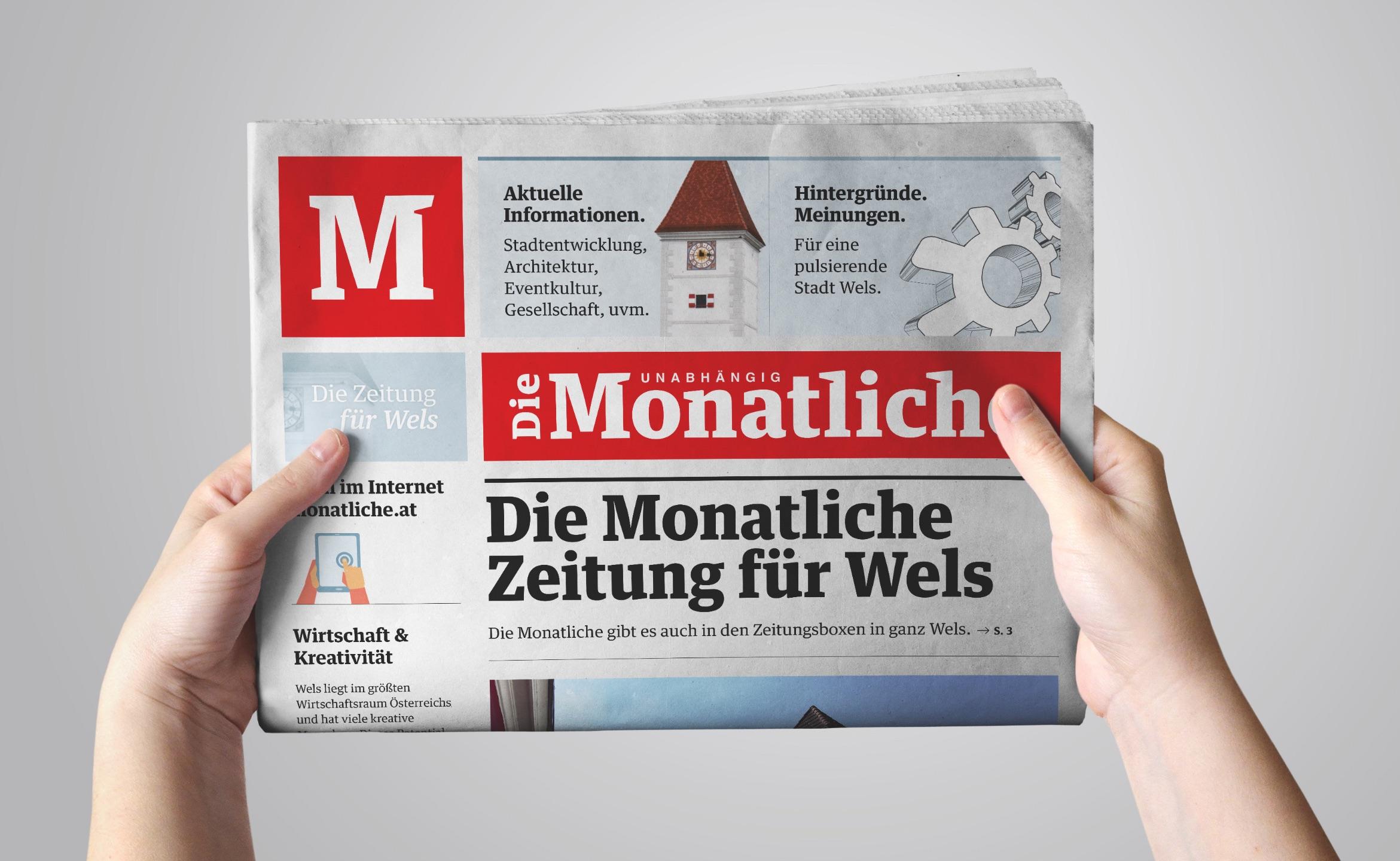 q2-werbeagentur_die-monatliche_mockup-zeitung
