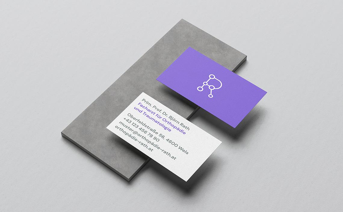 q2-werbeagentur_dr-rath_businesscard